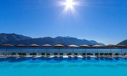 Lago di Como: fino a 3 notti in appartamento con all inclusive per 2 persone al Luxury Britannia Apartments