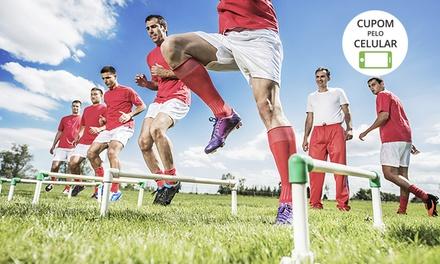 1, 2 ou 3 meses de Soccer Training no Paraná Clube