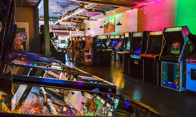 Neon Retro Arcade   Up To 36  Off   Northridge  CA   Groupon Up to 36  Off Games at Neon Retro Arcade