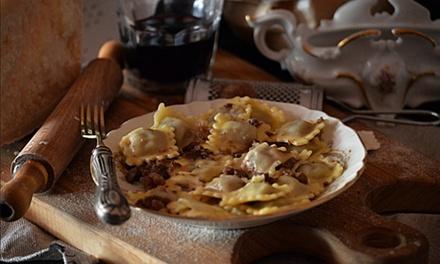 Menu tipico con cotoletta alla milanese e bottiglia di vino allAntica Osteria di via Gluck (sconto fino a 61%)