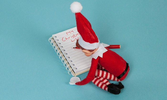 Up To 63 Off Elf Elf CCTV And Report Card Groupon