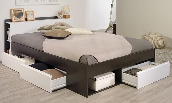 lit tiroirs 2 places multifonctions dimensions et coloris au choix des 159 90 jusqu a 45 de reduction