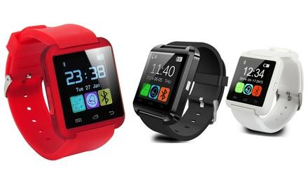 1 o 2 smartwatch U8 compatibili per Android disponibili in 5 colori