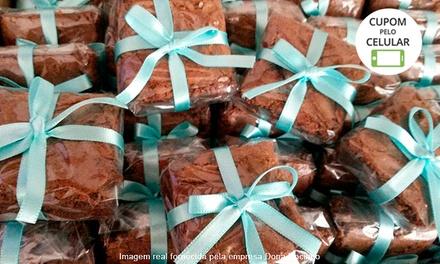 Dona Docinho – Engenho de Dentro: kit com 20, 50 ou 80 brownies