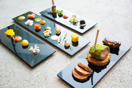 Friday Brunch with Soft or House Beverages for One, Two or Four at Feast Restaurant (Up to 50% Off)