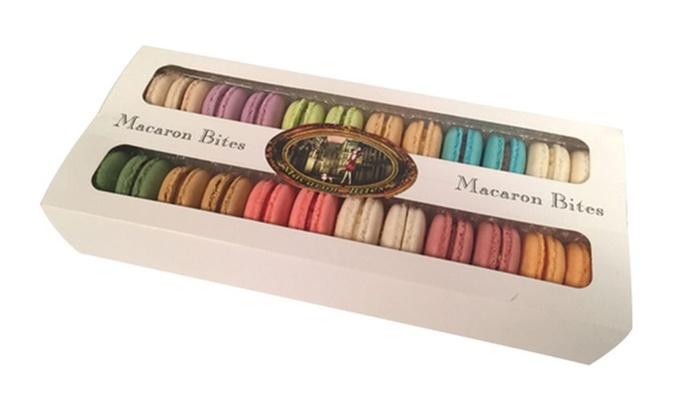 Macarons Sampler Gift Pack (12- or 24-Pack)