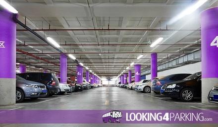 1 € per ottenere un codice sconto valido fino al 30% per parcheggiare in più di 300 parcheggi in tutta Italia