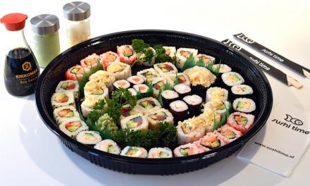 Sushiboxen met 20, 24 of 40 stuks om af te halen bij Sushi Time Hilversum