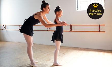Escola de Dança Mônica Maia – Lago Norte: 3, 6 ou 12 meses de aulas de dança (1 ou 2 vezes na semana)