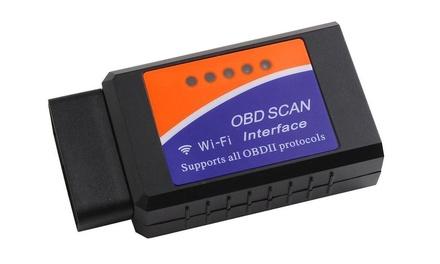 Adattatore WiFi per diagnosi auto Apple iOS e Android multimarca