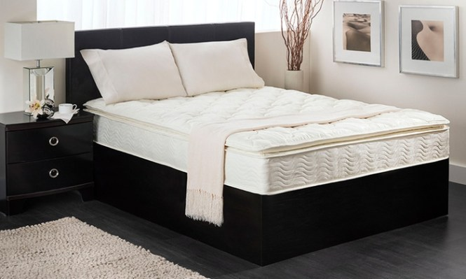 Image Placeholder For Sleep On 11 Innerspring Pillowtop Mattress