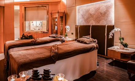 Choice of Spa Treatment with Optional Pool Access for One or Two at The Spa at 5* The Meydan Hotel (Up to 64% Off)