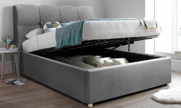 lit coffre xxl grand espace plus de capacite de rangement design et solide livraison offerte