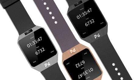 Smartwatch Smartek SW 842 per Android e iOS disponibile in 3 colori