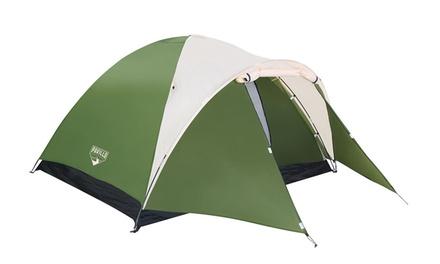 Tenda igloo 4 posti Bestway Montana con veranda