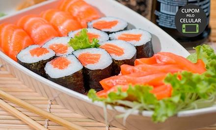 Rodízio japonês para 1, 2 ou 4 pessoas no Harumi Sushi – Campo Belo