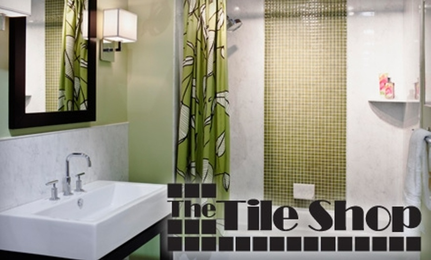 55 for 120 worth of home project goods at the tile shop