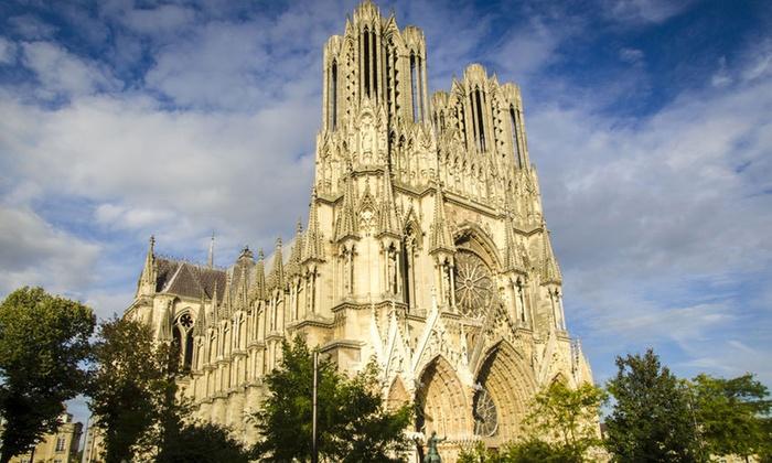 Campanile Reims Centre Cathedrale Reims Grand Est