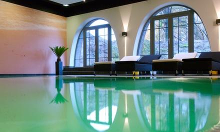 Limburg: tweepersoonskamer/ suite met ontbijt, wellness en naar keuze diner bij 4* Parkhotel Horst voor twee