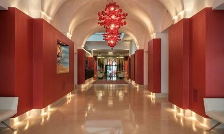 Benessere in esclusiva con massaggi e cena Michelin per 2 persone alla Spa del Risorgimento Resort