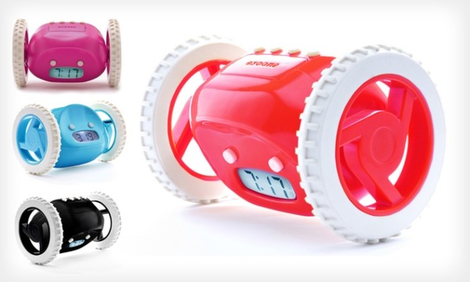 Alarm Clock Groupon Goods