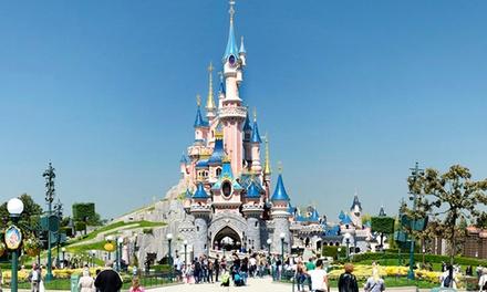 ✈ Parigi e Disneyland: volo e fino a 4 notti allHotel LInterlude e ingresso a Disneyland Paris. Tasse incluse