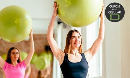 1, 3 ou 6 meses de pilates (1 ou 2 vezes na semana) no Estúdio de Pilates Carina Andrade – Santo Antônio
