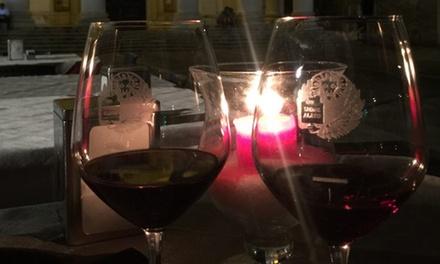 Menu di mare con vino per 2 o 4 persone allAntica Osteria Al Leone Alato, zona Piazzale Roma (sconto fino a 58%)