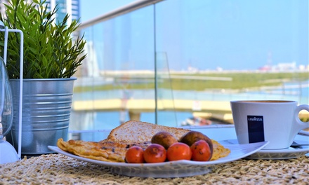 Breakfast with Two Drinks for Up to Four at Beachside Cafe (Up to 47% Off)