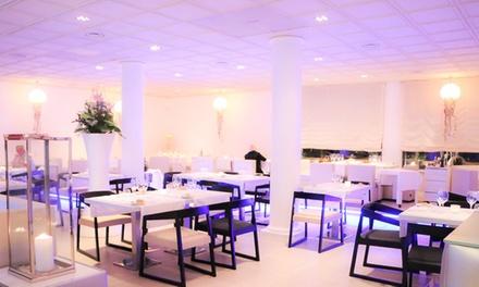 Menu alla carta con vino allo storico ristorante, 3 forchette Michelin, Da Giacomo (sconto fino a 36%)