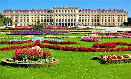 ✈Vienna e Bratislava: Volo A/R da Milano e Roma 4 notti in hotel. Tasse incluse