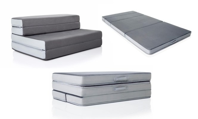 Lucid 4 Folding Mattress Sofa Bed