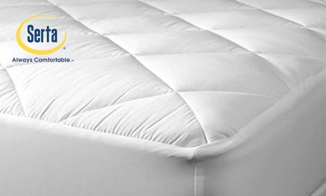 Serta Perfect Sleeper Coolest Comfort Mattress Pad