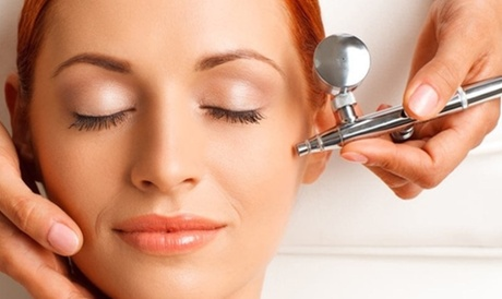 One or Three 60-Minute Oxygen Anti-Aging Facials at Savoir Faire Salon (Up to 56% Off)