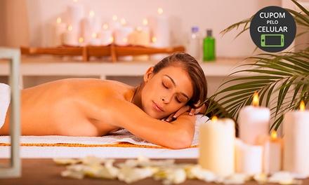 1 ou 2 visitas de day spa com 8 procedimentos na Fisiomassagestudio – Icaraí
