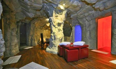 Gamberale, Abruzzo: 1 o 2 notti per 2 persone con colazione o mezza pensione e Spa alla Villa Danilo