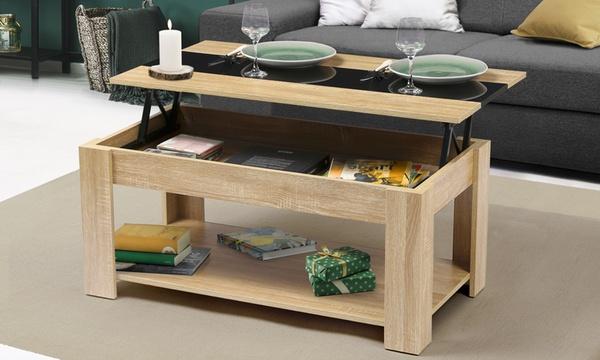 table basse relevable facile d utilisation