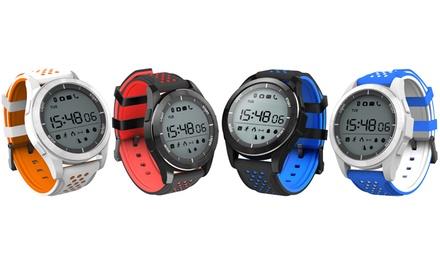 Smartwatch Xeon con Bluetooth e compatibili con Android 4.4 disponibili in vari colori