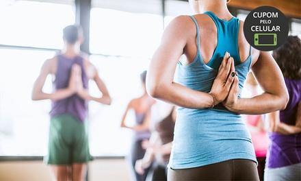 Sattva Yoga Studio – Ipiranga: 3, 6 ou 12 meses de ioga