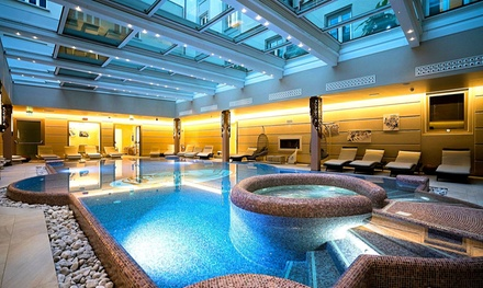 Salsomaggiore: fino a 3 notti con colazione e Spa per 2 persone al Grand Hotel Salsomaggiore Thermae & Natural Spa 5*L