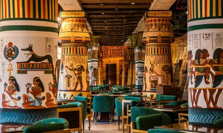 Up to AED 500 Toward Food and Beverages from Egyptian Menu at Khofo Egyptian Restaurant, Al Seef (50% Off)