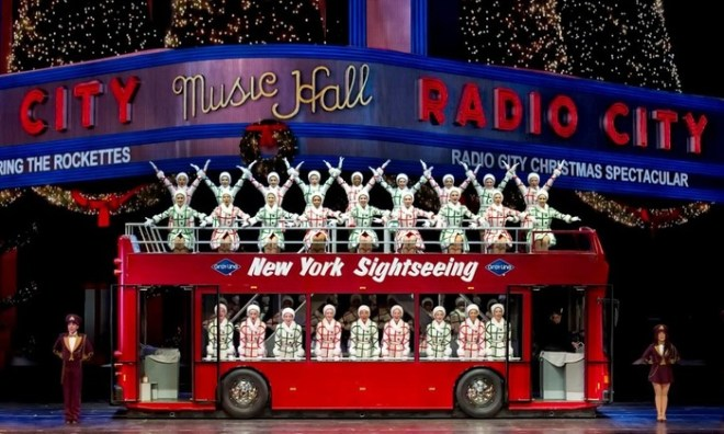Groupon, Radio City Music Hall, Rockettes, deals, December, travel