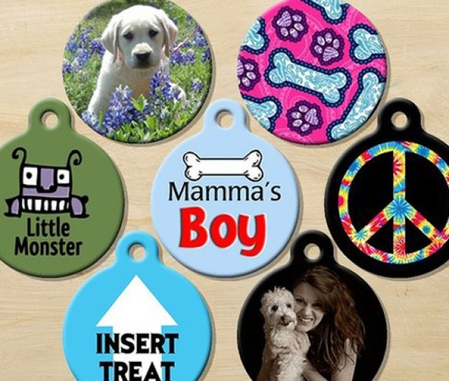 Up To  Off Custom Pet Id Tags