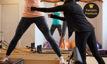 1 ou 3 meses de Pilates (2 ou 3 vezes por semana) no Duello Centro de Treinamento – Asa Norte