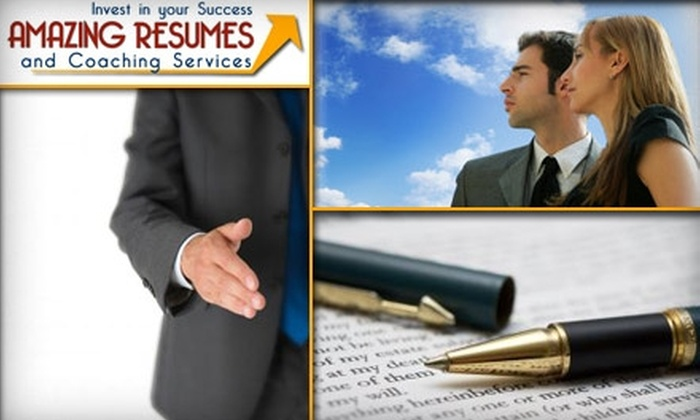 half off resume services amazing resumes amp coaching services