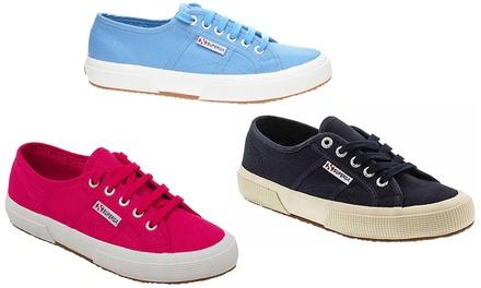 Sneakers Superga 2750 Cotu Classic 100% cotone disponibile in varie misure e colori