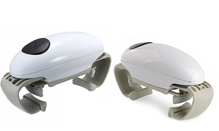 Svitacoperchi automatico compatibile con tutti i coperchi da 2,5 a 10,1 cm