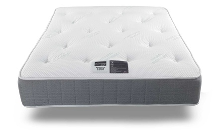 This Latex Mattress Offers Optimal Support To The Spine Ensuring Correct Posture Is Maintained Throughout Night