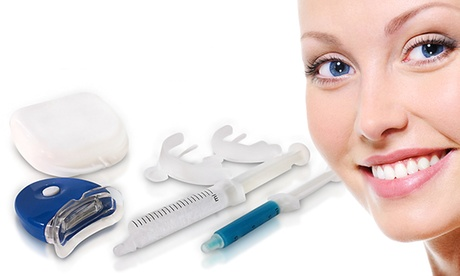 $29 for an At-Home Teeth-Whitening Kit from Dentalogica ($190 Value)