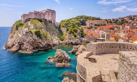 Dubrovnik, Croatia: 3 Night Stay with Breakfast, Airport Transfers and Guided Tours*